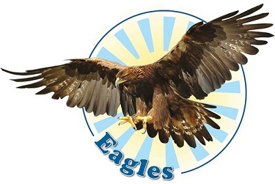 A3 Eagles Logo