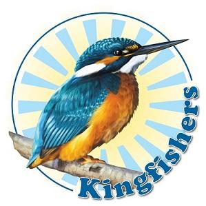 A3 Kingfishers Logo